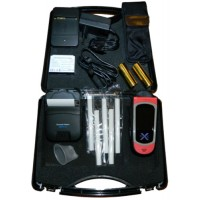Alcovisor Mark-X professional breath alcohol analyzer with printer