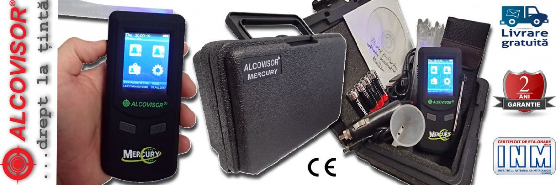 Alcovisor MERCURY