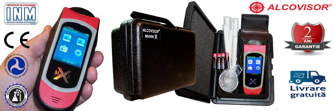 Alcovisor MARK-X