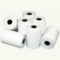 Normal Paper Rolls for Breath Alcohol Testers (10 pcs./foil)